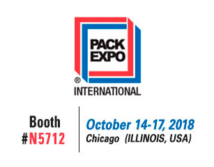 United Barcode Systems At Pack Expo Chicago 2018 | United
