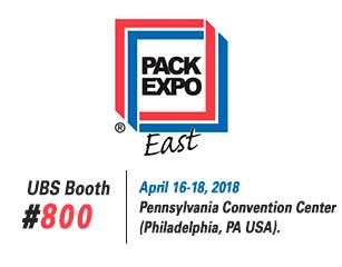 United Barcode Systems at PackExpo East 2018 (Philadelphia)