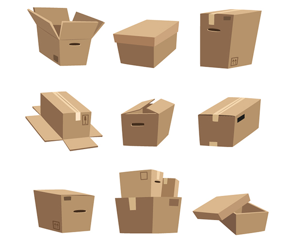 Cardboard boxes: Composition, requirements, uses, and printing.